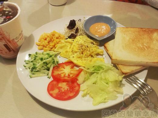 板橋-找餐屋12陽光蔬菜套餐