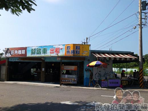 宜蘭礁溪-龍潭湖04腳踏車出租店