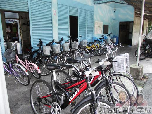 宜蘭礁溪-龍潭湖06腳踏車款式