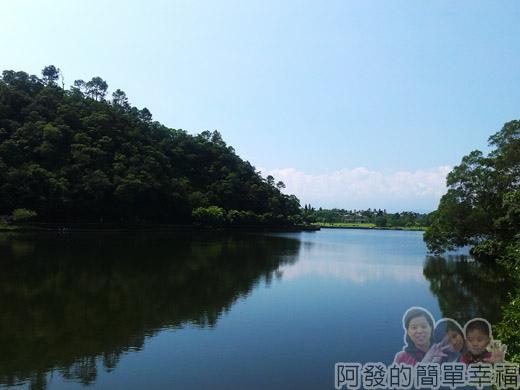 宜蘭礁溪-龍潭湖24景色相當秀麗