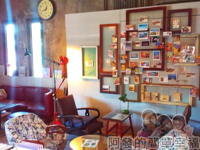 宜蘭縣食遊記列表-飲品_下午茶03舊書櫃
