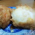 DIY炸甜不辣包蛋-09炸水煮蛋