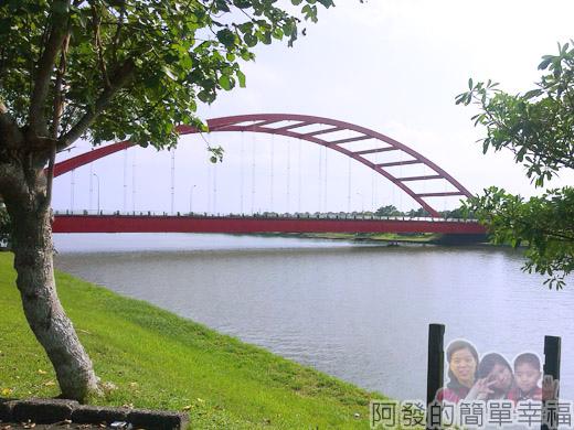 冬山河自行車專用道02利澤簡橋