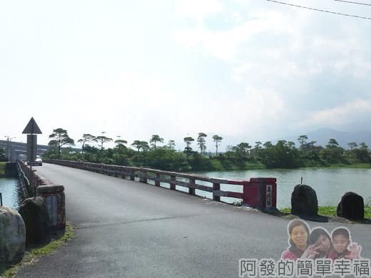 冬山河自行車專用道11嘉冬橋