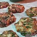 DIY台味漢堡肉排06塑型
