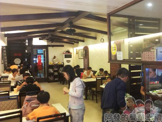 冬山-米食小館05-用餐環境