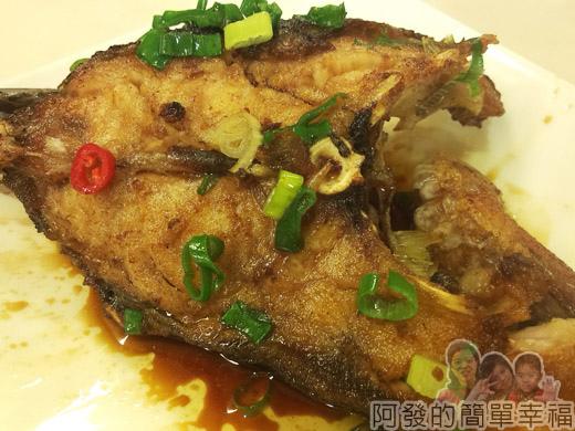 冬山-米食小館20-煎魚