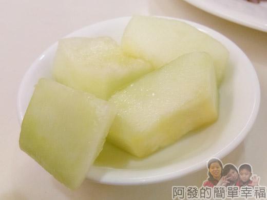 冬山-米食小館25-香瓜