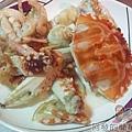 咖哩螃蟹07-瀝油備用