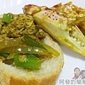 咖哩螃蟹14-配法國吐司