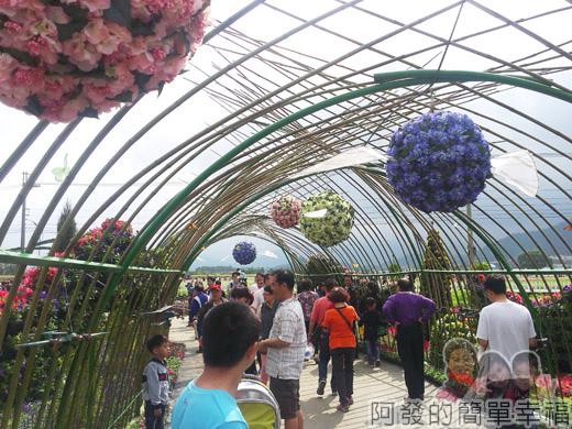2014台中國際花毯節14-竹夢小徑