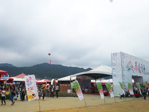 2014新社花海09-台中農特產行銷區