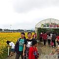 2014新社花海10-蔬果廊道