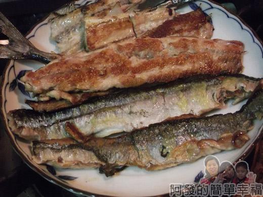 泡菜秋刀魚09-起鍋備用
