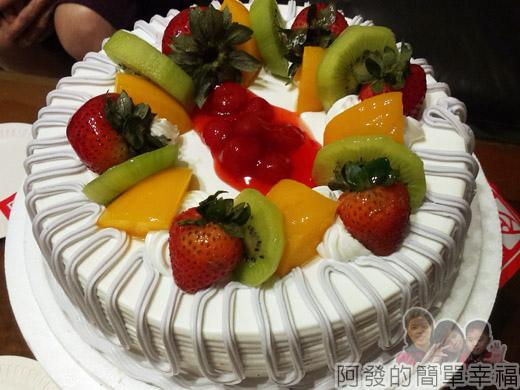 新莊-蜜而可藝術蛋糕12經典蛋糕-芋頭布丁