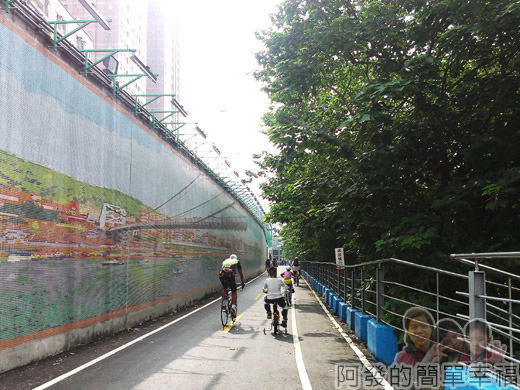 新店溪右岸-陽光橋-碧潭-22