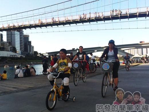 新店溪右岸-陽光橋-碧潭-29