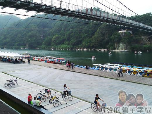 新店溪右岸-陽光橋-碧潭-30