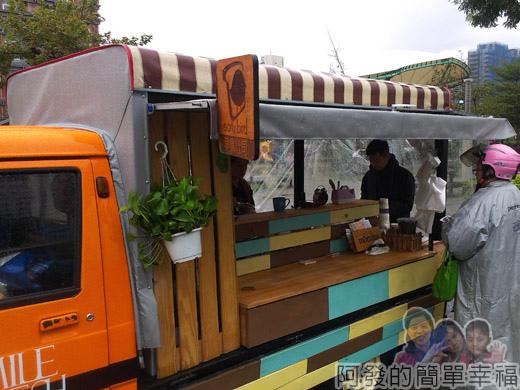 新莊-早鳥吐司03-餐車
