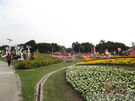 2014臺北花卉展23-圓山園區一景