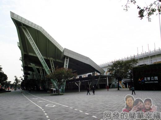 2014臺北花卉展02-圓山園區入口
