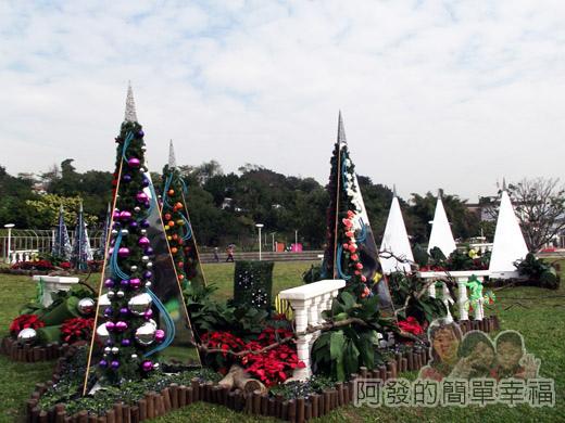2014臺北花卉展11-圓山園區3區-魔幻生命樹2