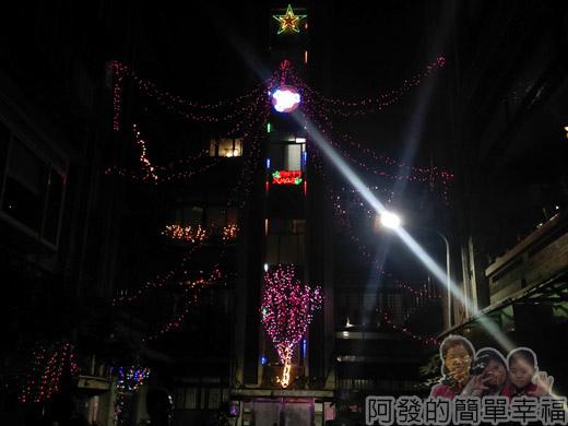 吉慶里聖誕巷12-整棟公寓很有聖誕Fu