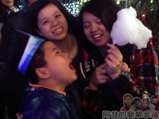 吉慶里聖誕巷22-一整個感染到歡樂氣氛