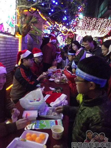 吉慶里聖誕巷27-現場有不少小遊戲