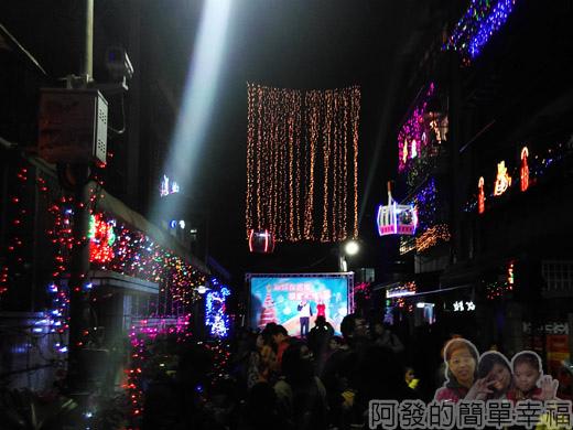 吉慶里聖誕巷33-聖誕音樂會