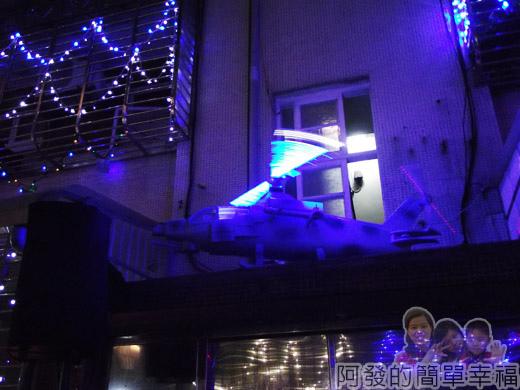 吉慶里聖誕巷37-直生昇機