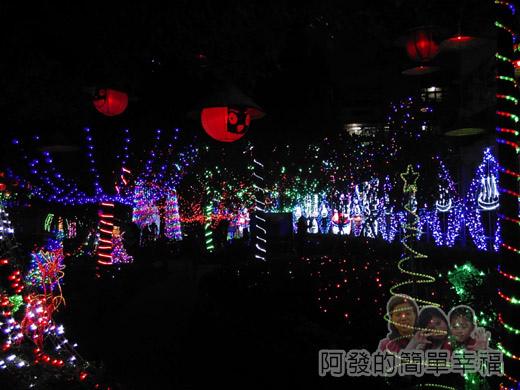 福興里聖誕公園02-入口處