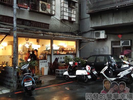 米妲咖啡01-隱身巷弄中容易錯過的角落