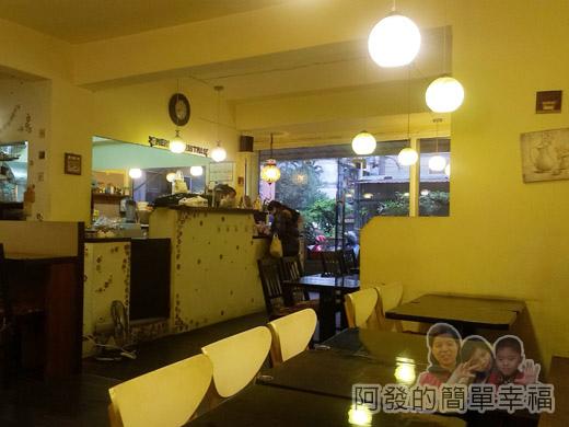 米妲咖啡03-店內環境