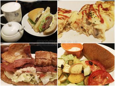 新北市板橋美食列表-早餐14-米妲咖啡