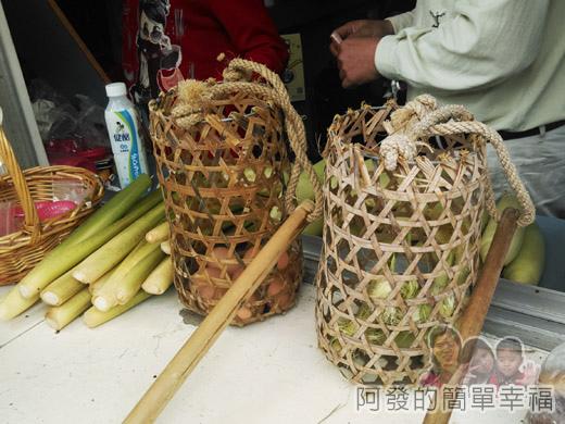 宜蘭大同清水地熱16-竹簍裝農產品再拿到溫泉煮.jpg