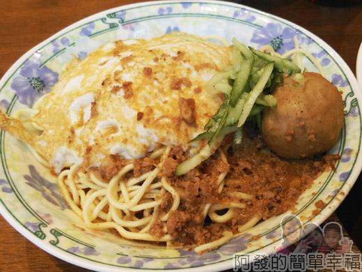 牛角坡早餐16-小炒麵