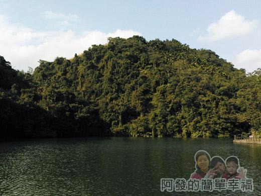 長埤湖風景區16-湖中一景