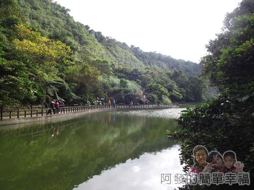 長埤湖風景區19-湖尾一景