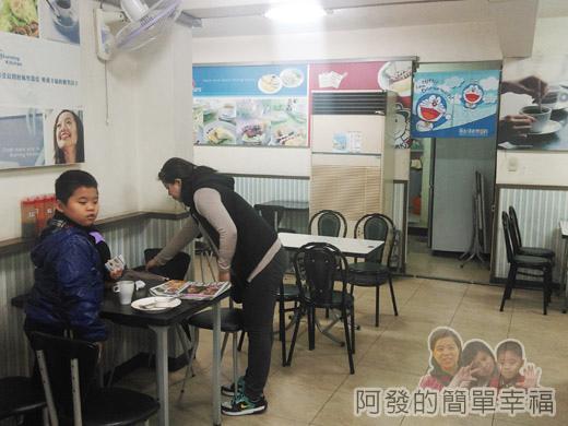 晨間廚房03-用餐環境