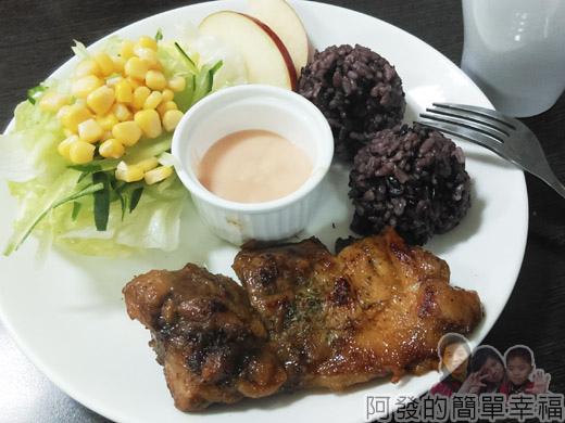 晨間廚房12-招牌輕食-墨西哥雞腿盤