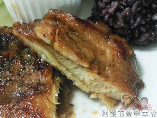 晨間廚房13-招牌輕食-墨西哥雞腿盤-腿肉