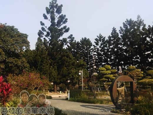 中正紀念堂梅景09-雲漢池旁-樂活花園