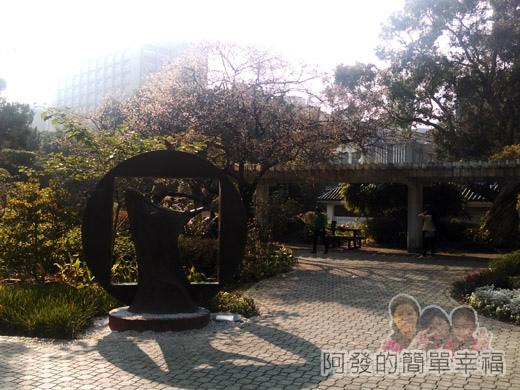 中正紀念堂梅景11-雲漢池旁-樂活花園