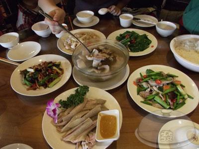 大溪-老地方客家菜-五菜一湯