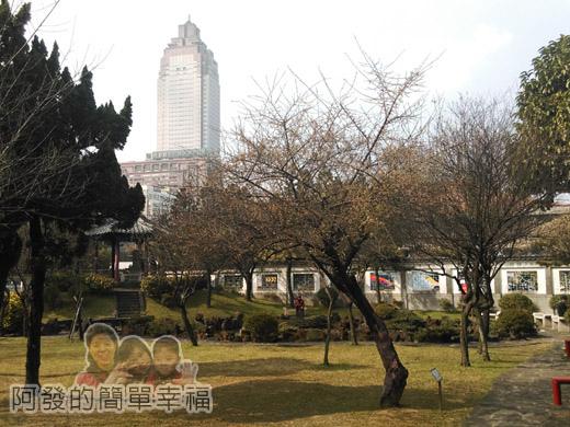 逸仙公園05-中國江南庭園風