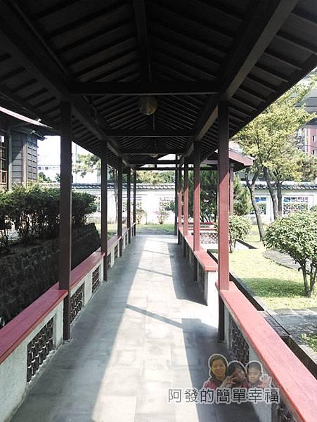 逸仙公園10-迴廊