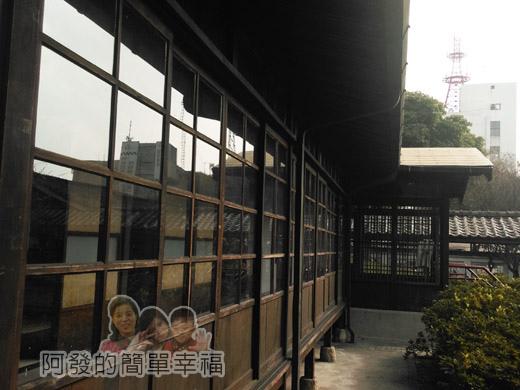 逸仙公園11-國父史蹟館門窗