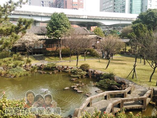 逸仙公園16-具濃濃的中國江南庭園風