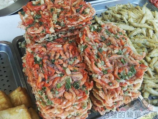 角板山-角板山平價小吃03-炸溪蝦餅
